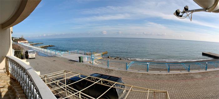 Отдых в Крыму  Семидворье